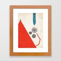 Ratios II. Framed Art Print