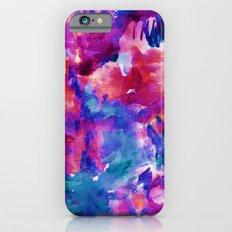 Oceans Red iPhone 6 Slim Case