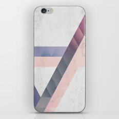 Unespected Geometry iPhone & iPod Skin