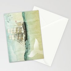 white tail Stationery Cards
