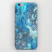 Lost In Blue - A Daydrea… iPhone & iPod Skin