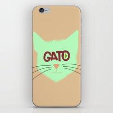 GAto iPhone & iPod Skin