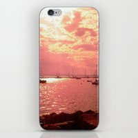 Red Lake iPhone & iPod Skin