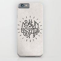 iPhone & iPod Case featuring My Sun And Stars by WEAREYAWN