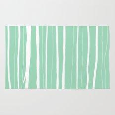 Vertical Living Mint Rug