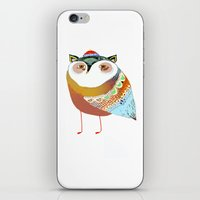 The Sweet Owl iPhone & iPod Skin