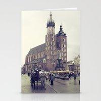 Krakow Stationery Cards