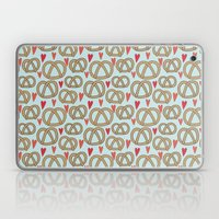 Pattern Project #43 / Pretzel Love Laptop & iPad Skin