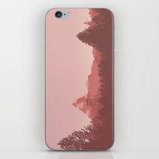 Flat Landscape iPhone & iPod Skin