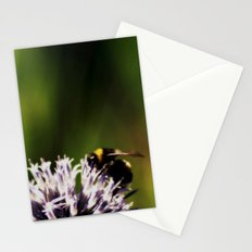 In the green light Stationery Cards