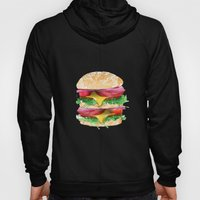 California Burger Hoody