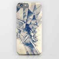 Polygon Tower iPhone 6 Slim Case