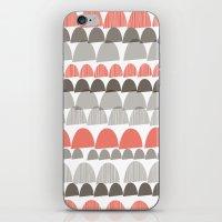 Shroom Coral iPhone & iPod Skin