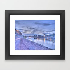 Bilberry, Waterford City Framed Art Print