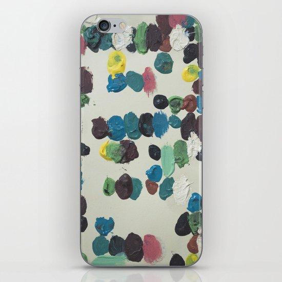 Demian iPhone & iPod Skin