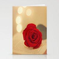 Romance Novel Stationery Cards