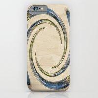 Flower Globe Bubble On … iPhone 6 Slim Case