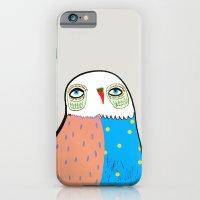 The Owl. iPhone 6 Slim Case