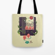 Tote Bag featuring A World Within by Hector Mansilla