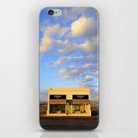 West Texas Art Installation in Marfa iPhone & iPod Skin