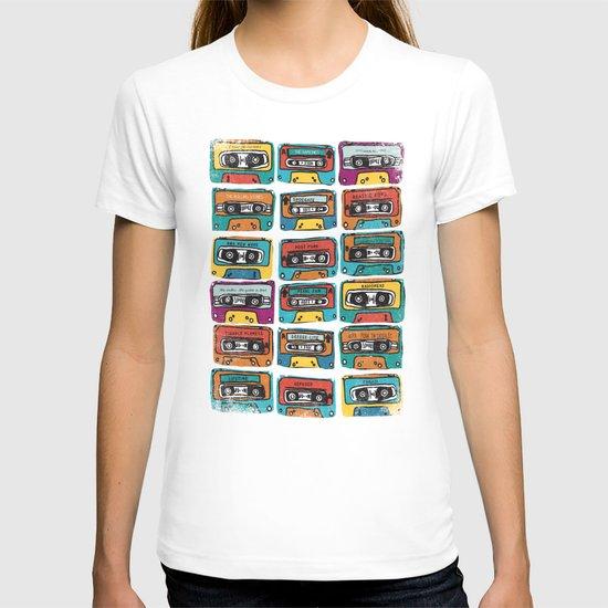 MIXTAPE - ANALOG zine T-shirt