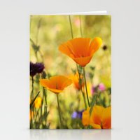 Summer Garden - JUSTART © Stationery Cards