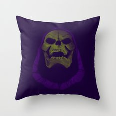 SKELETOR / HE-MAN Throw Pillow