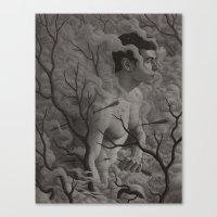 Immortality I Canvas Print