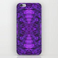 Violet Void iPhone & iPod Skin