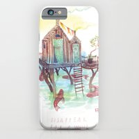 iPhone & iPod Case featuring A While by Valentina Gruer