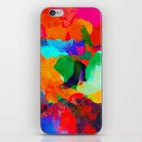 A GREAT CALM iPhone & iPod Skin