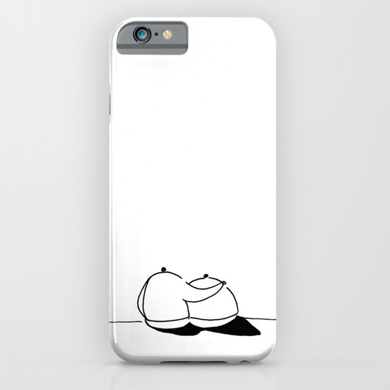 A shoulder to cry on in times of need iPhone & iPod Case