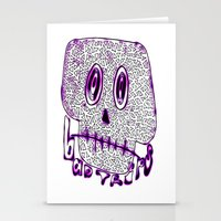 Bad Trips Stationery Cards