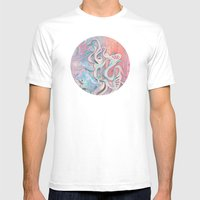 Tempest Mens Fitted Tee White SMALL