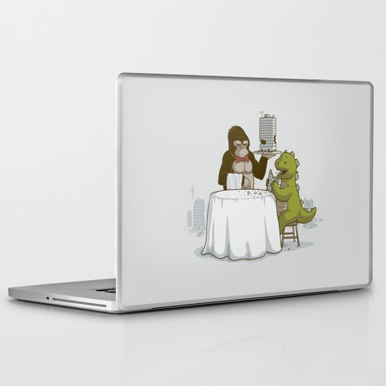 Crunchy Meal Laptop & iPad Skin