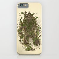 iPhone & iPod Case featuring Treebear by Fathi