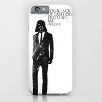 iPhone Cases featuring the lord of fashion by H A P P Y J O Y