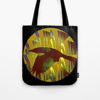 The Rook And The Moon Tote Bag