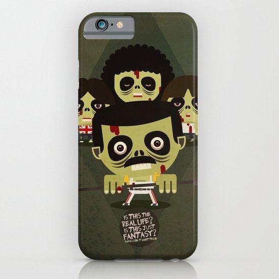 queen zombies iPhone & iPod Case