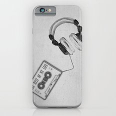 Music, please! iPhone 6s Slim Case