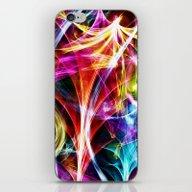 Empress Yoga iPhone & iPod Skin