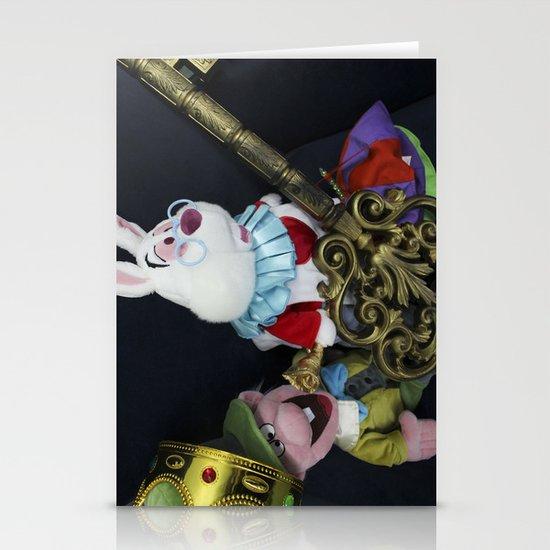 Alice in Wonderland Stationery Card