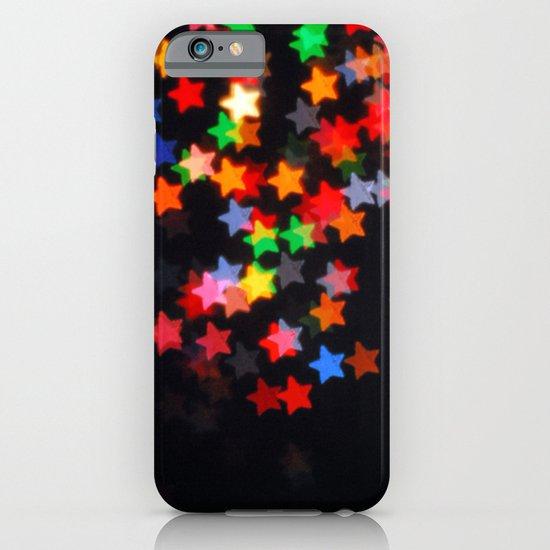 Rainbow Stars iPhone & iPod Case