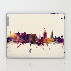 Edinburgh Scotland Skyline Laptop & iPad Skin