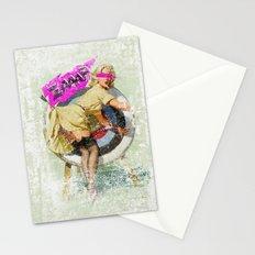 Lucky Butt Stationery Cards