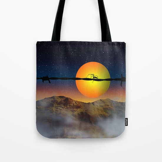 Step out of your comfort zone Tote Bag