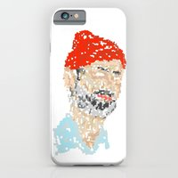 iPhone & iPod Case featuring zissou by thom mirem