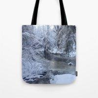 St-André River Tote Bag