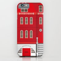 Red House iPhone 6 Slim Case