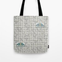 Butterfly's Journey II Tote Bag